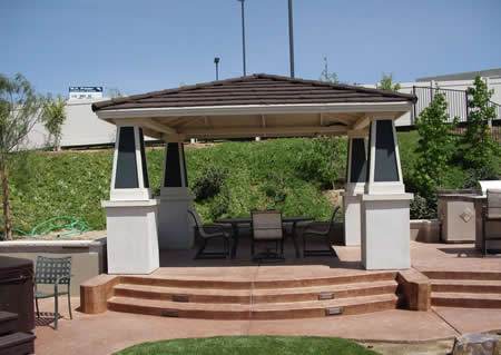 custom gazebos